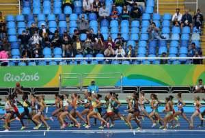 Athletics - Women's 10,000m Final