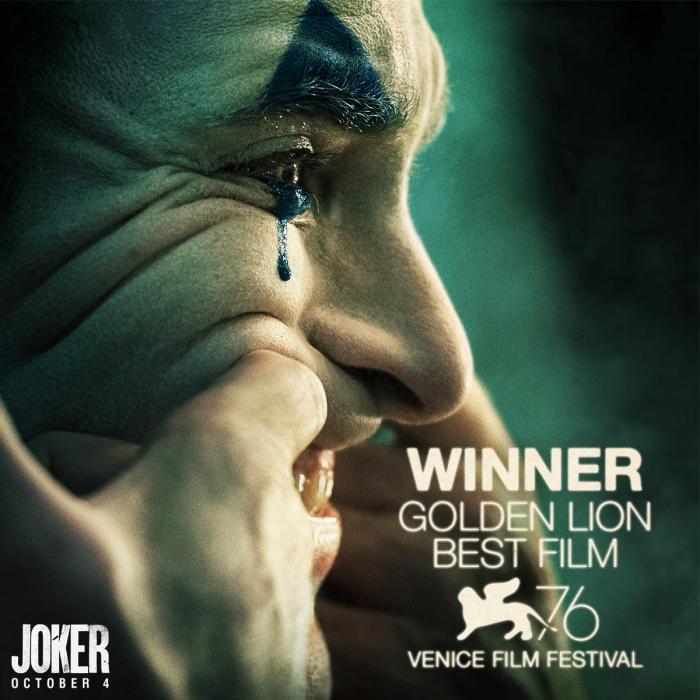 Venice winner
